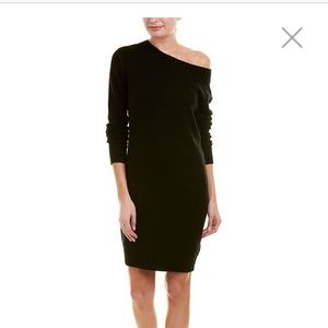 Vince Off Shoulder Sweater Dress - NEW!